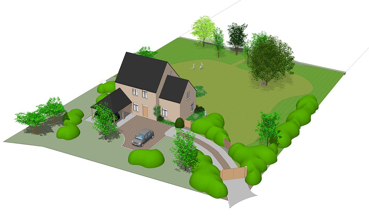 tuinarchitectuur - tuinarchitect - tuinontwerp